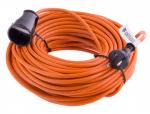 Denzel 95911 Удлинитель-шнур силовой, 15м, 1 розетка, 10A, тип УХ10