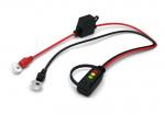 Присоединяемый индикатор заряда аккумулятора с гнездом для зарядки ВС 0.8 Husqvarna 5794521-01