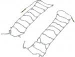 TIELBUERGER Цепи на колеса для ТК18, ТК20, ТК36, ТК38, ТК36 PRO, TK38 PRO, TK48, TK58