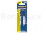 ПРАКТИКА 034-489 Пилки для лобзика по стали тип T118B 76 х 50 мм, быстрый рез, HSS