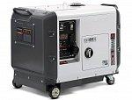 DAEWOO Генератор дизельный DDAE 9000SSE с возможностью подключения ATS