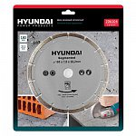 Hyundai 206104 Диск алмазный 180*22,2мм сегментный